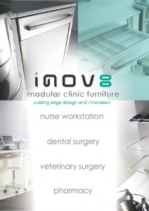 Inov8 Modular Clinic Furniture 2013
